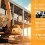 """ANTIOCH LAUNCHES MAJOR BRAND CAMPAIGN. THEME IS """"OPPORTUNITY"""""""