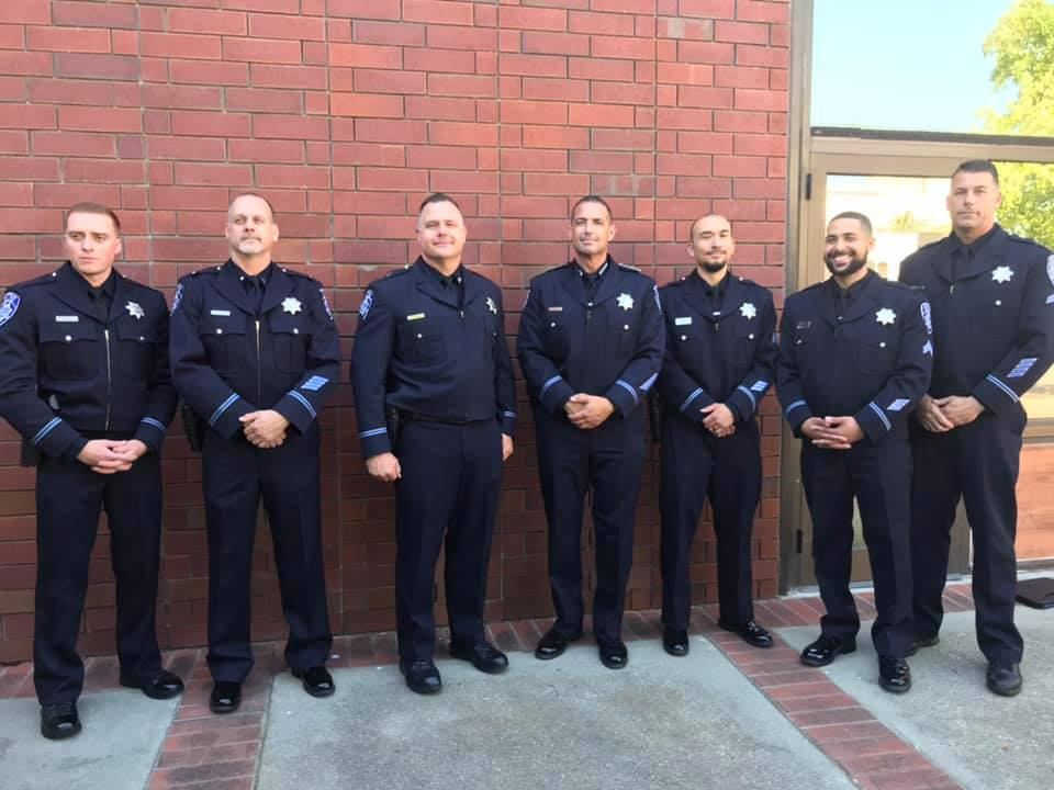 Antioch Police Department - New Officers 2