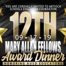 Mary Allan Fellows Award
