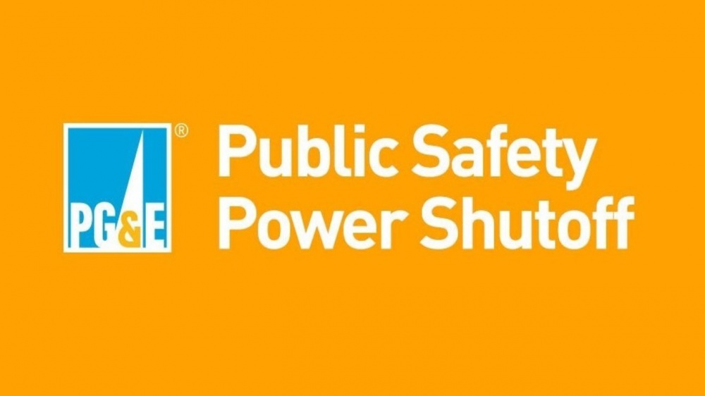 PGE Public Safety Power Shutoff