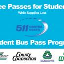 Free Tri Delta Transit Passes