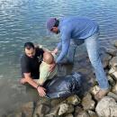Good Samaritan Rescues Driver In The Sacramento River