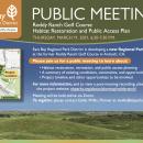 Public Meeting for Roddy Ranch Golf Club