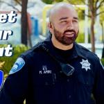 APD Meet Your Beat: Meet Officer Amiri